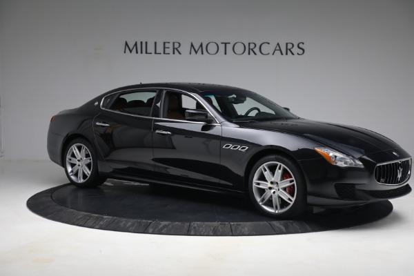 Used 2016 Maserati Quattroporte S Q4 for sale $46,900 at Bentley Greenwich in Greenwich CT 06830 8