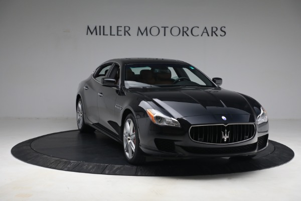 Used 2016 Maserati Quattroporte S Q4 for sale $46,900 at Bentley Greenwich in Greenwich CT 06830 9