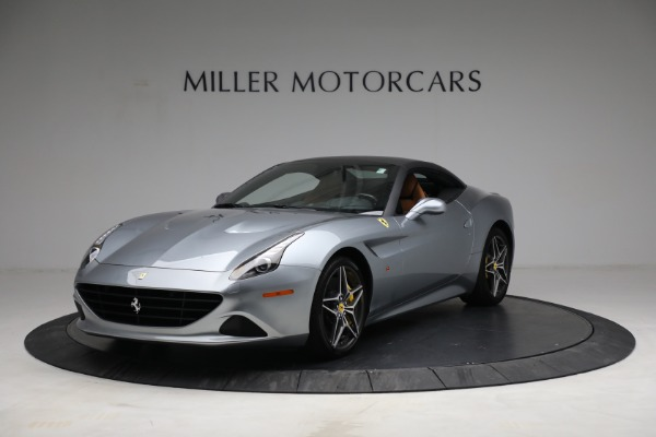 Used 2017 Ferrari California T for sale Sold at Bentley Greenwich in Greenwich CT 06830 13