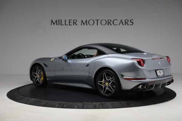 Used 2017 Ferrari California T for sale Sold at Bentley Greenwich in Greenwich CT 06830 16