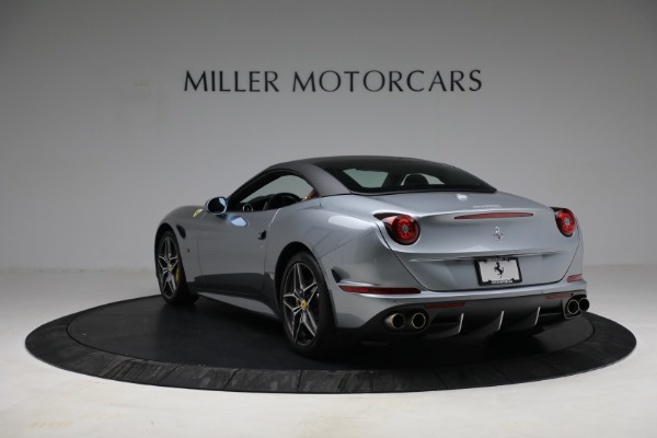 Used 2017 Ferrari California T for sale Sold at Bentley Greenwich in Greenwich CT 06830 17