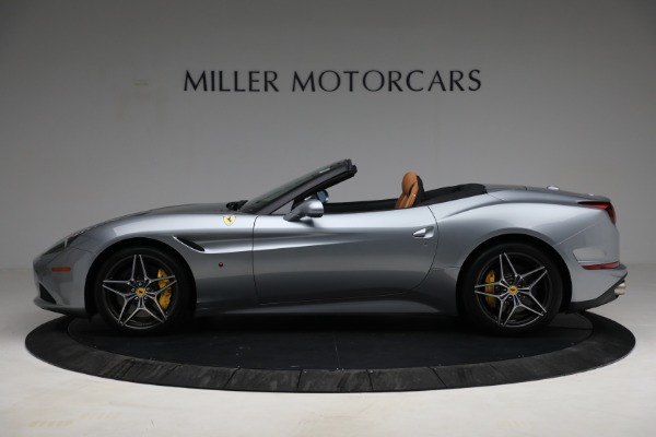 Used 2017 Ferrari California T for sale Sold at Bentley Greenwich in Greenwich CT 06830 3
