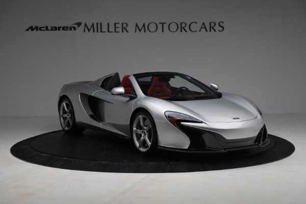 Used 2015 McLaren 650S Spider for sale $179,990 at Bentley Greenwich in Greenwich CT 06830 10