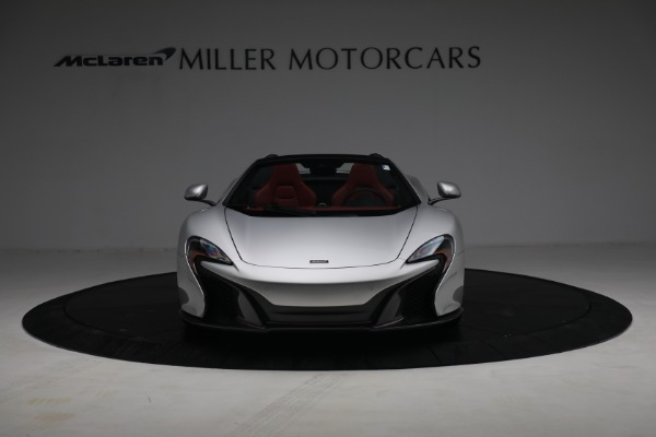 Used 2015 McLaren 650S Spider for sale $179,990 at Bentley Greenwich in Greenwich CT 06830 11