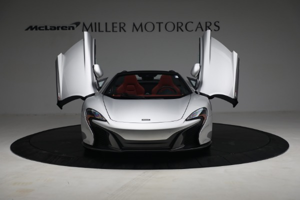 Used 2015 McLaren 650S Spider for sale $179,990 at Bentley Greenwich in Greenwich CT 06830 12