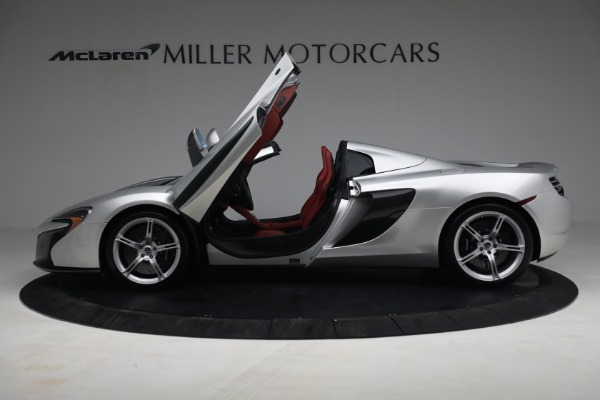 Used 2015 McLaren 650S Spider for sale $179,990 at Bentley Greenwich in Greenwich CT 06830 14