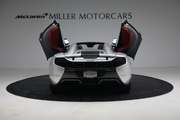 Used 2015 McLaren 650S Spider for sale $179,990 at Bentley Greenwich in Greenwich CT 06830 16