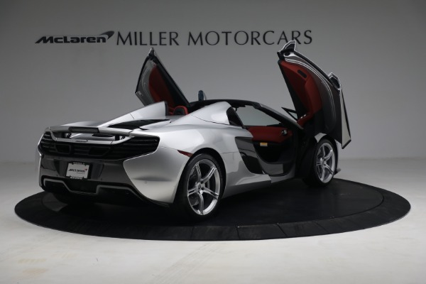 Used 2015 McLaren 650S Spider for sale $179,990 at Bentley Greenwich in Greenwich CT 06830 17
