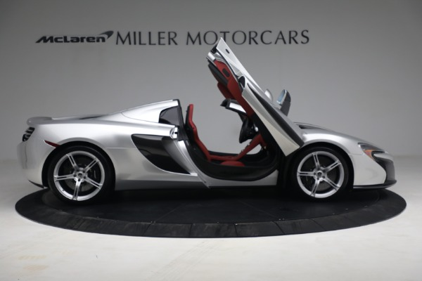 Used 2015 McLaren 650S Spider for sale $179,990 at Bentley Greenwich in Greenwich CT 06830 18