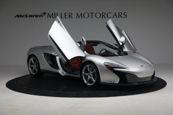 Used 2015 McLaren 650S Spider for sale $179,990 at Bentley Greenwich in Greenwich CT 06830 19