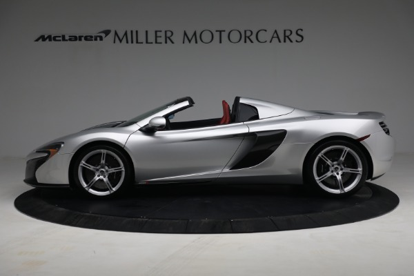 Used 2015 McLaren 650S Spider for sale $179,990 at Bentley Greenwich in Greenwich CT 06830 2