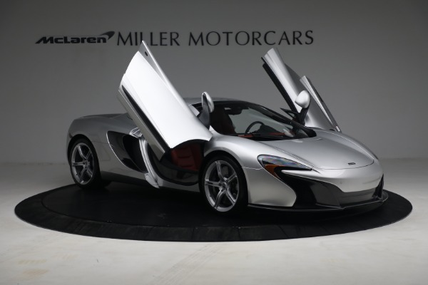 Used 2015 McLaren 650S Spider for sale $179,990 at Bentley Greenwich in Greenwich CT 06830 20