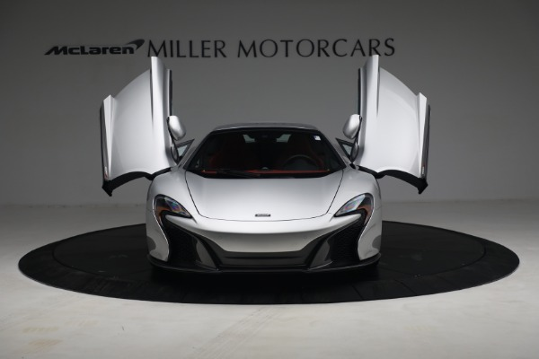 Used 2015 McLaren 650S Spider for sale $179,990 at Bentley Greenwich in Greenwich CT 06830 21