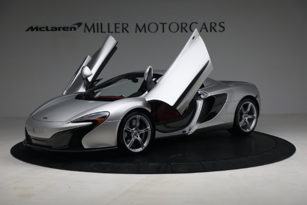 Used 2015 McLaren 650S Spider for sale $179,990 at Bentley Greenwich in Greenwich CT 06830 22