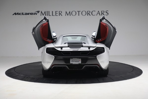 Used 2015 McLaren 650S Spider for sale $179,990 at Bentley Greenwich in Greenwich CT 06830 24