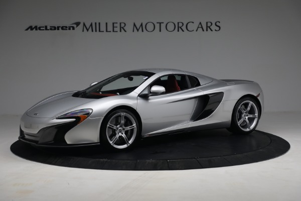 Used 2015 McLaren 650S Spider for sale $179,990 at Bentley Greenwich in Greenwich CT 06830 26