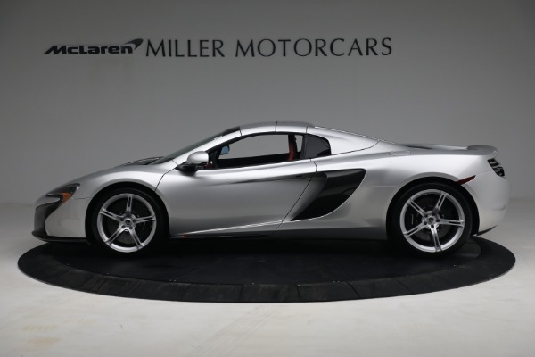 Used 2015 McLaren 650S Spider for sale $179,990 at Bentley Greenwich in Greenwich CT 06830 27