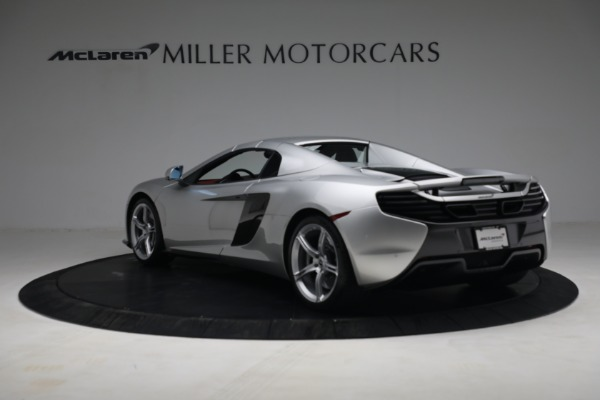 Used 2015 McLaren 650S Spider for sale $179,990 at Bentley Greenwich in Greenwich CT 06830 28