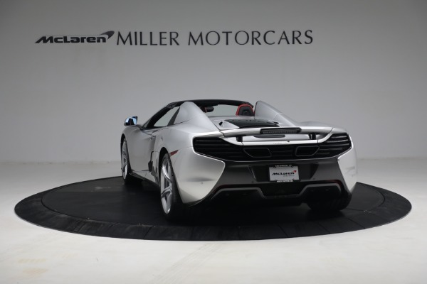 Used 2015 McLaren 650S Spider for sale $179,990 at Bentley Greenwich in Greenwich CT 06830 4