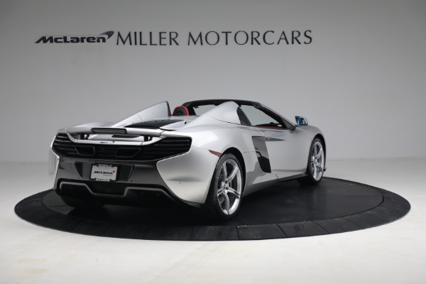 Used 2015 McLaren 650S Spider for sale $179,990 at Bentley Greenwich in Greenwich CT 06830 6