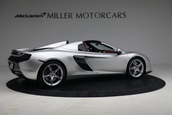 Used 2015 McLaren 650S Spider for sale $179,990 at Bentley Greenwich in Greenwich CT 06830 7