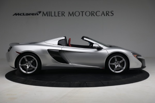 Used 2015 McLaren 650S Spider for sale $179,990 at Bentley Greenwich in Greenwich CT 06830 8