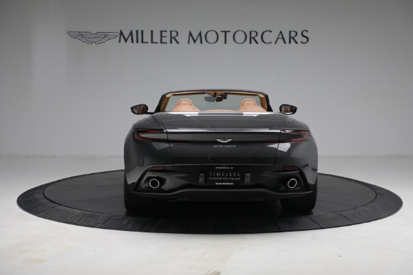 Used 2019 Aston Martin DB11 Volante for sale $212,990 at Bentley Greenwich in Greenwich CT 06830 10