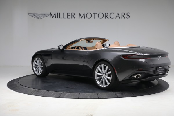 Used 2019 Aston Martin DB11 Volante for sale $212,990 at Bentley Greenwich in Greenwich CT 06830 12