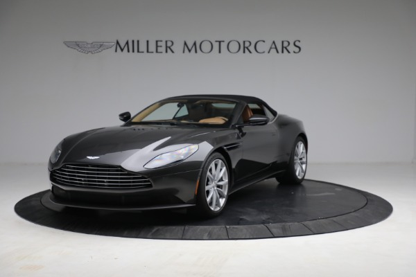 Used 2019 Aston Martin DB11 Volante for sale $212,990 at Bentley Greenwich in Greenwich CT 06830 14