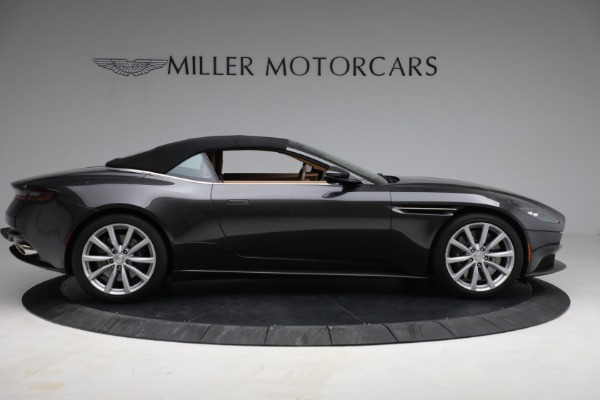 Used 2019 Aston Martin DB11 Volante for sale $212,990 at Bentley Greenwich in Greenwich CT 06830 15