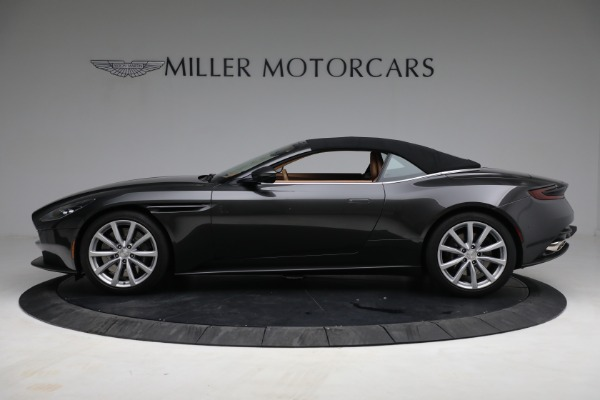 Used 2019 Aston Martin DB11 Volante for sale $212,990 at Bentley Greenwich in Greenwich CT 06830 17