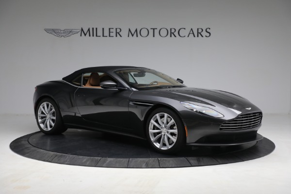 Used 2019 Aston Martin DB11 Volante for sale $212,990 at Bentley Greenwich in Greenwich CT 06830 18