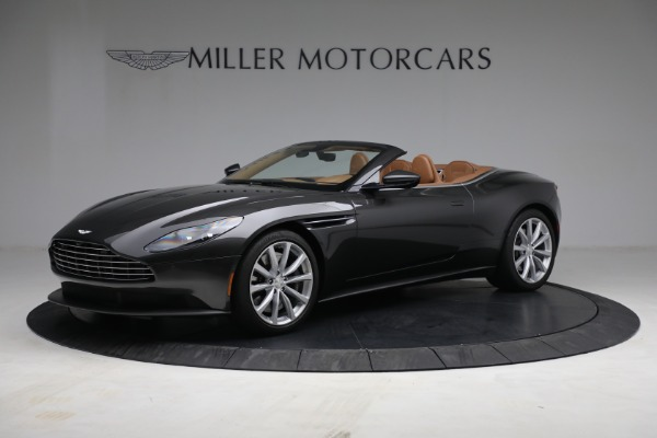 Used 2019 Aston Martin DB11 Volante for sale $212,990 at Bentley Greenwich in Greenwich CT 06830 2