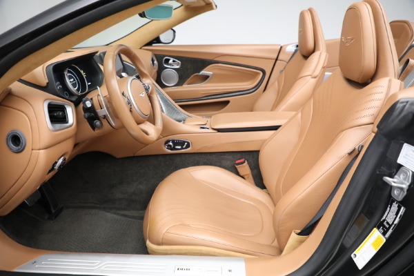 Used 2019 Aston Martin DB11 Volante for sale $212,990 at Bentley Greenwich in Greenwich CT 06830 22