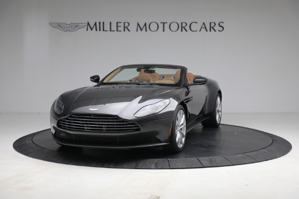 Used 2019 Aston Martin DB11 Volante for sale $212,990 at Bentley Greenwich in Greenwich CT 06830 3