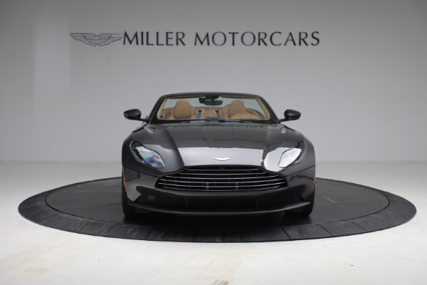 Used 2019 Aston Martin DB11 Volante for sale $212,990 at Bentley Greenwich in Greenwich CT 06830 4