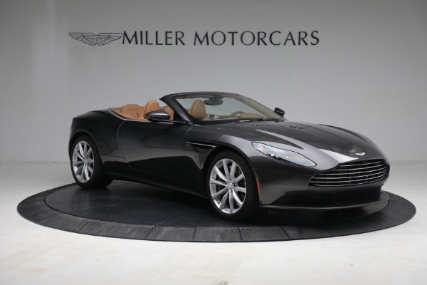 Used 2019 Aston Martin DB11 Volante for sale $212,990 at Bentley Greenwich in Greenwich CT 06830 5