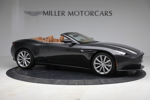 Used 2019 Aston Martin DB11 Volante for sale $212,990 at Bentley Greenwich in Greenwich CT 06830 6