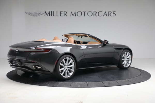 Used 2019 Aston Martin DB11 Volante for sale $212,990 at Bentley Greenwich in Greenwich CT 06830 8