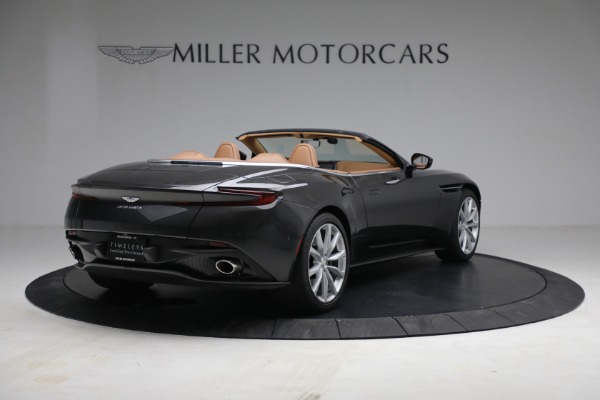 Used 2019 Aston Martin DB11 Volante for sale $212,990 at Bentley Greenwich in Greenwich CT 06830 9