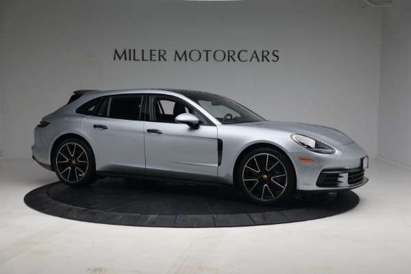 Used 2018 Porsche Panamera 4 Sport Turismo for sale $97,900 at Bentley Greenwich in Greenwich CT 06830 10