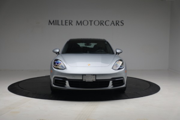 Used 2018 Porsche Panamera 4 Sport Turismo for sale $97,900 at Bentley Greenwich in Greenwich CT 06830 12