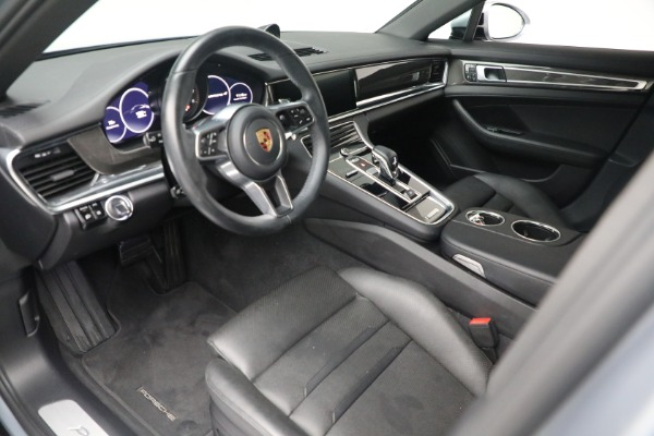 Used 2018 Porsche Panamera 4 Sport Turismo for sale $97,900 at Bentley Greenwich in Greenwich CT 06830 17