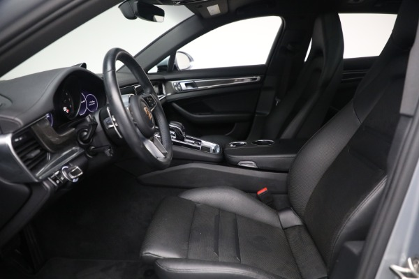 Used 2018 Porsche Panamera 4 Sport Turismo for sale $97,900 at Bentley Greenwich in Greenwich CT 06830 18