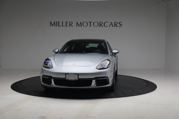 Used 2018 Porsche Panamera 4 Sport Turismo for sale $97,900 at Bentley Greenwich in Greenwich CT 06830 2