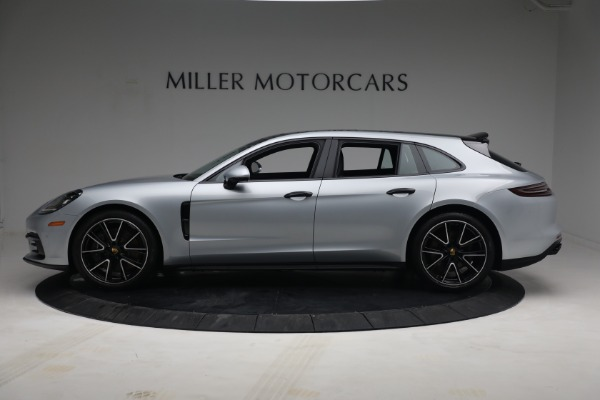 Used 2018 Porsche Panamera 4 Sport Turismo for sale $97,900 at Bentley Greenwich in Greenwich CT 06830 3