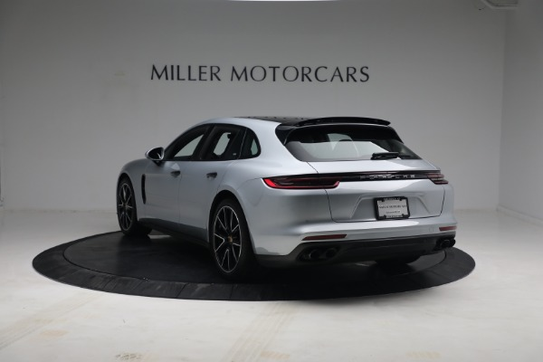 Used 2018 Porsche Panamera 4 Sport Turismo for sale $97,900 at Bentley Greenwich in Greenwich CT 06830 5
