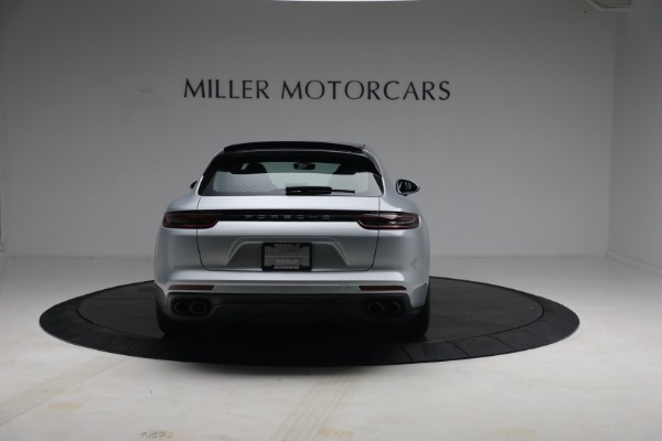 Used 2018 Porsche Panamera 4 Sport Turismo for sale $97,900 at Bentley Greenwich in Greenwich CT 06830 6