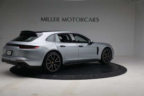 Used 2018 Porsche Panamera 4 Sport Turismo for sale $97,900 at Bentley Greenwich in Greenwich CT 06830 8