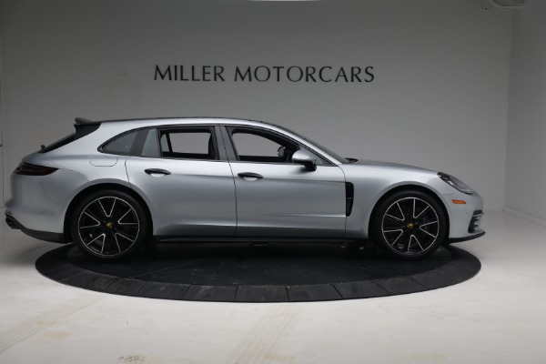 Used 2018 Porsche Panamera 4 Sport Turismo for sale $97,900 at Bentley Greenwich in Greenwich CT 06830 9